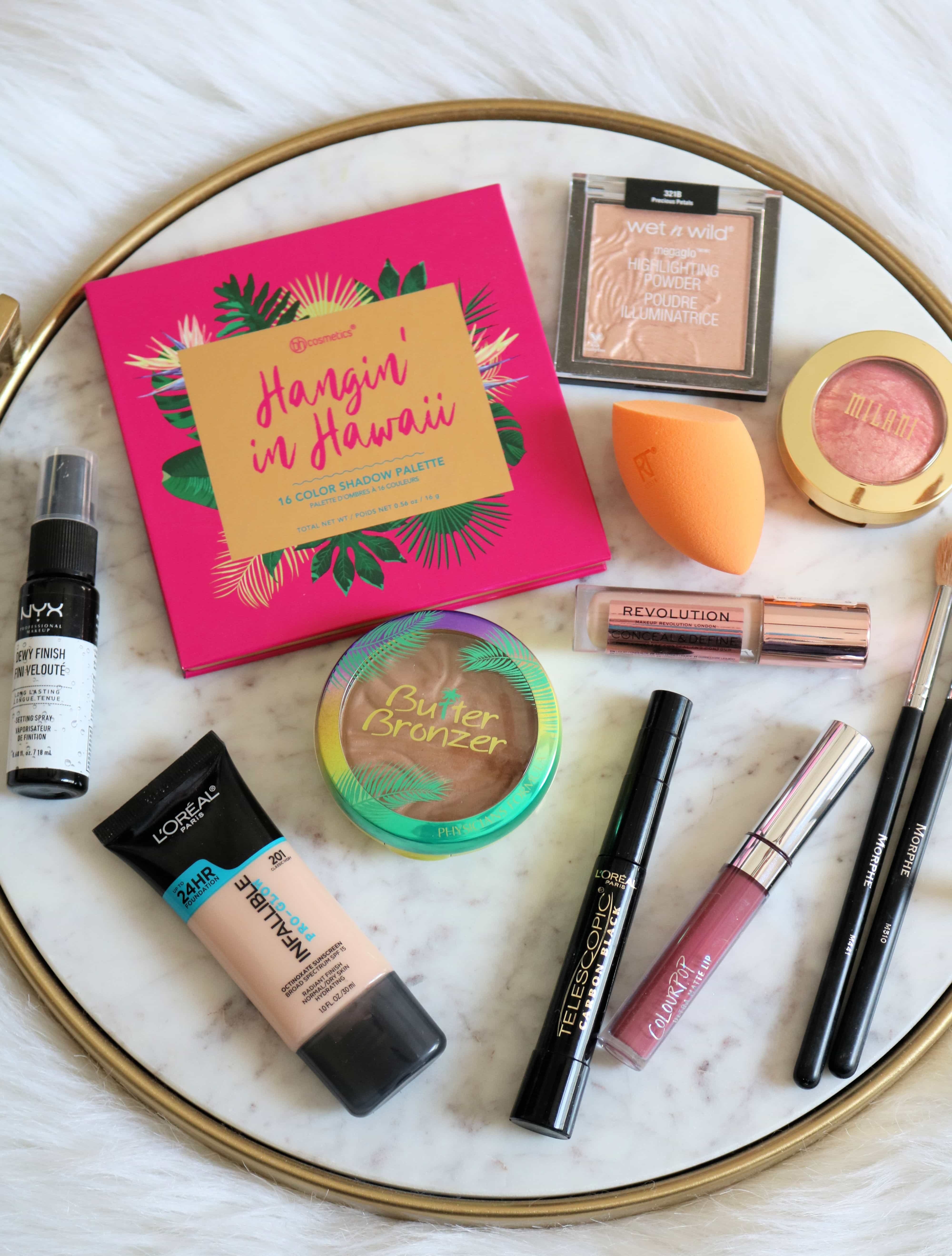 The Ultimate Drugstore Makeup Kit For Beginners (With