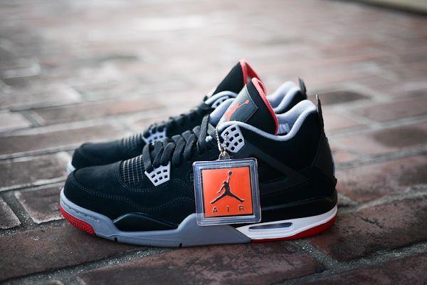 Nike Jordan 4 Bred