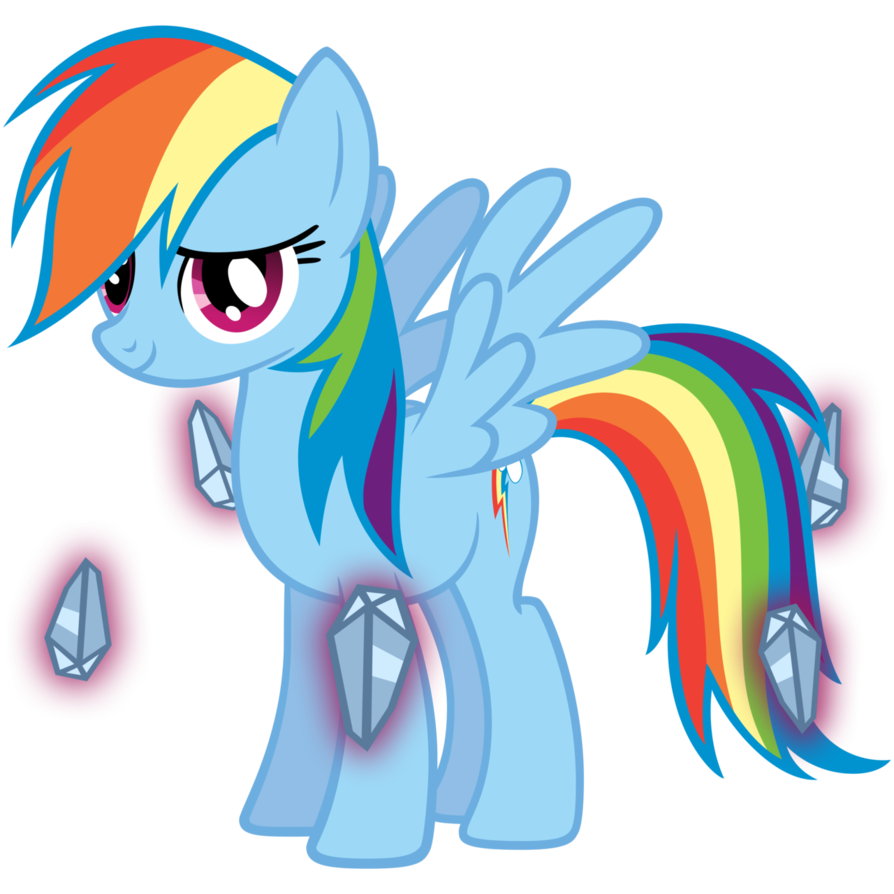 Rainbow Dash Rainbow Dash Loyalty By Atomicgreymon On