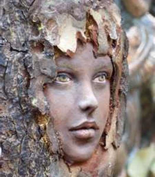 visage sculpt fantasy pinterest sculptures artistiques id es de sculpture et bois sculpt. Black Bedroom Furniture Sets. Home Design Ideas