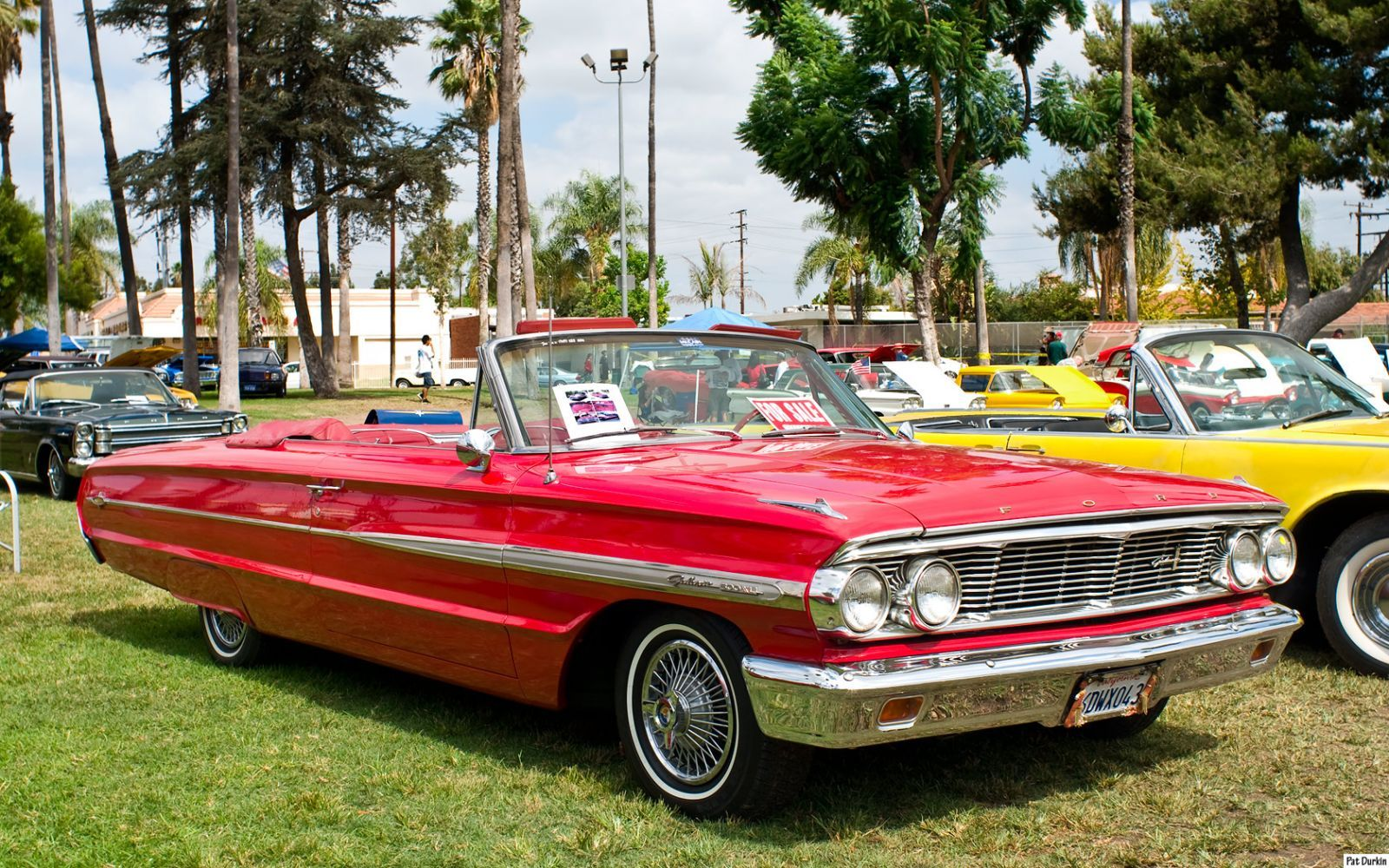 1964 Ford Galaxie 500 Xl Convertible My Mom And Dad Had One Like