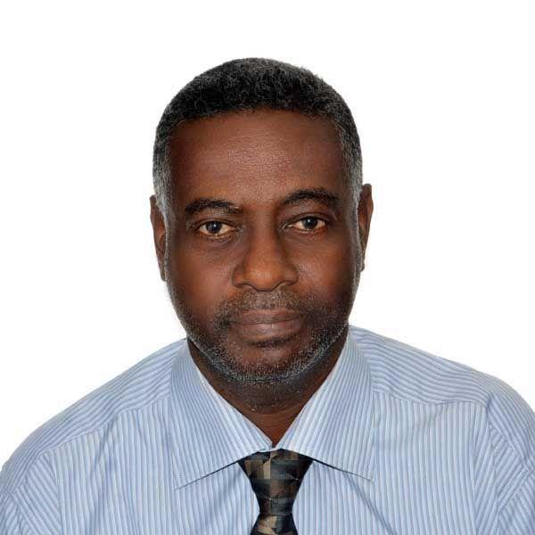 د. فتح الرحمن القاضي ، رئيس جماعة مدافعون عن حقوق الانسان