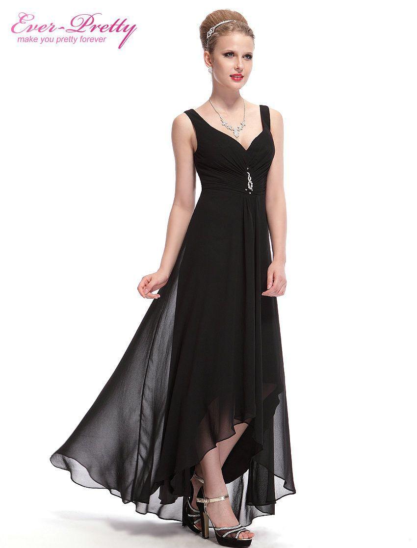 Long evening dresses ever pretty plus size epbk double v neck