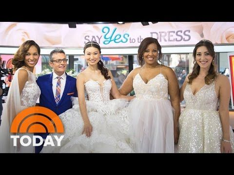 Say Yes To The Dress\' Host Randy Fenoli On 2017 Wedding Gown Trends ...