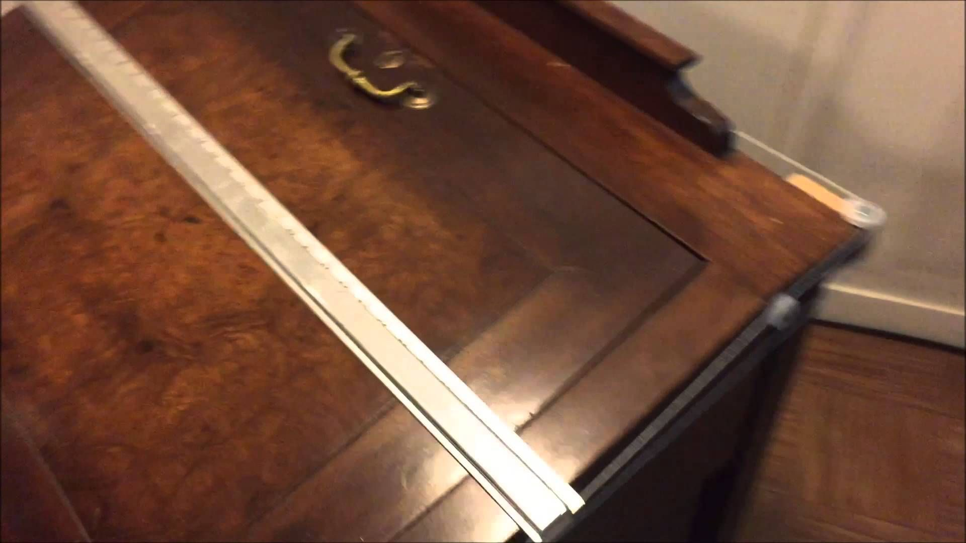 Video Tour Of My Drafting Table With It S Parallel Straightedge And A Little Hidden Surprise