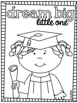 Dream Big Little One {Graduation FREEBIE in... by