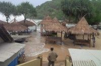 15 Lokasi Wisata di Yogya Rusak Dihantam Gelombang