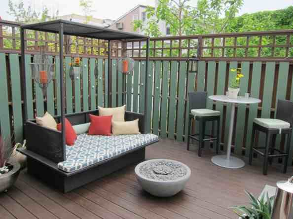 Very Small Patio Design Ideas On A Budget Outdoor Beds Small