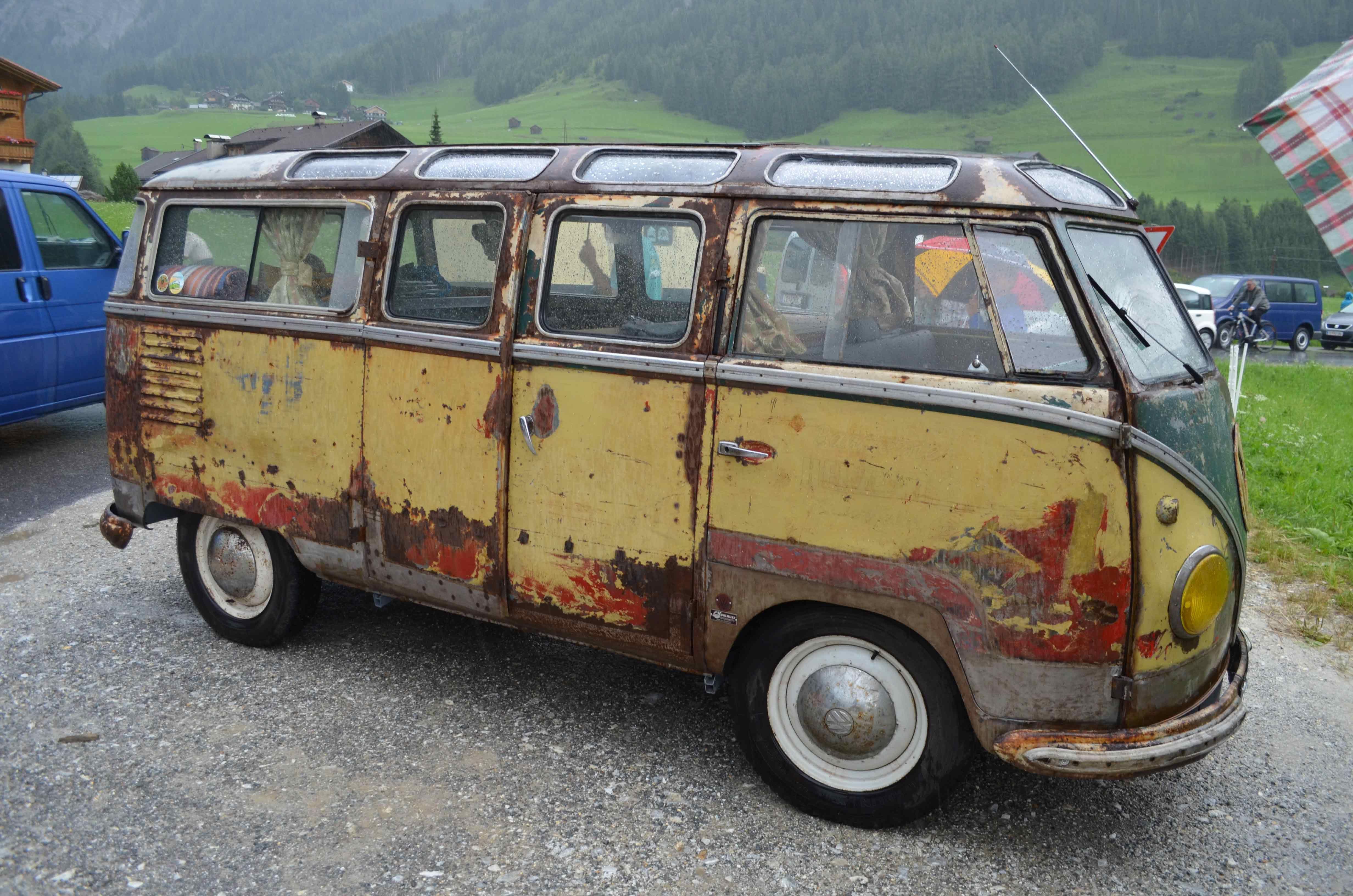 1954 Vw Bus Kohlruss Coachbuilt Vw Bus Bus Volkswagen