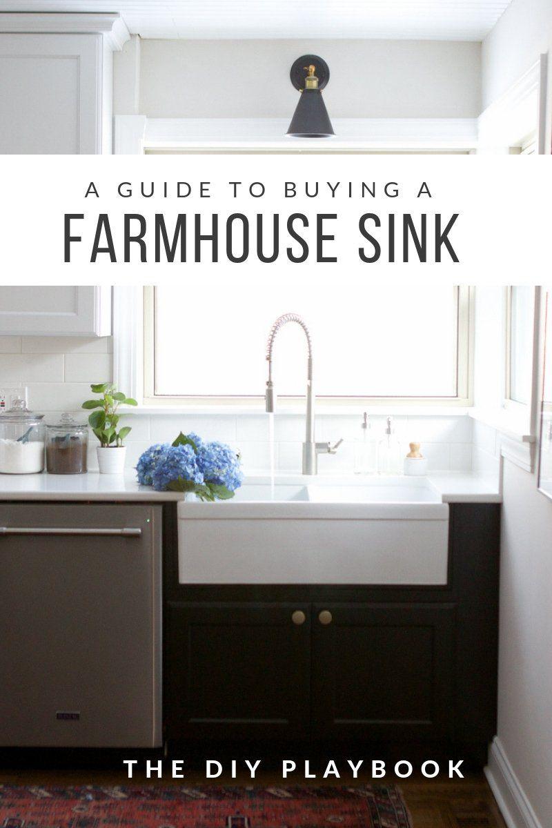 What To Consider When Choosing A Farmhouse Sink White Farmhouse Sink White Sink Sink
