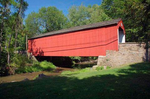 Pine Valley Bridge Bucks County, PA   Covered bridges ...