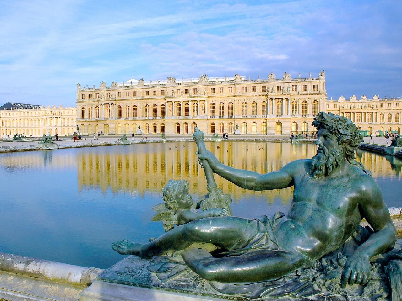 France\'s World Heritage Sites | Louis xiv, Versailles and Heritage site