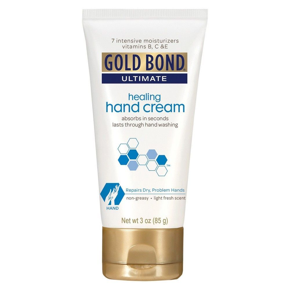 Gold Bond Ultimate Healing Hand and Body Lotions 3 fl oz