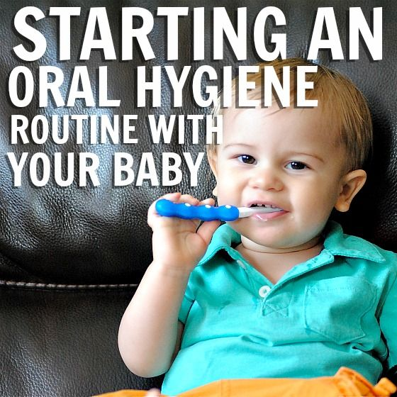 how to take care of babies first teeth