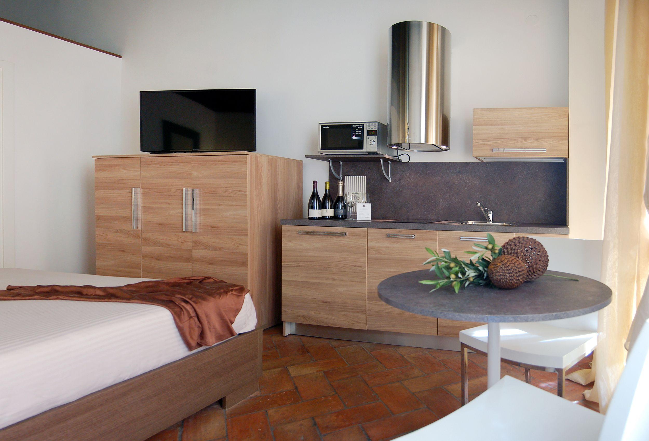 Navona Luxury Apartments, Camera Matrimoniale Standard, Un