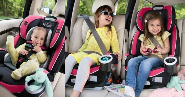 Amazon Graco 4Ever Convertible Car Seat Just 19900 Shipped