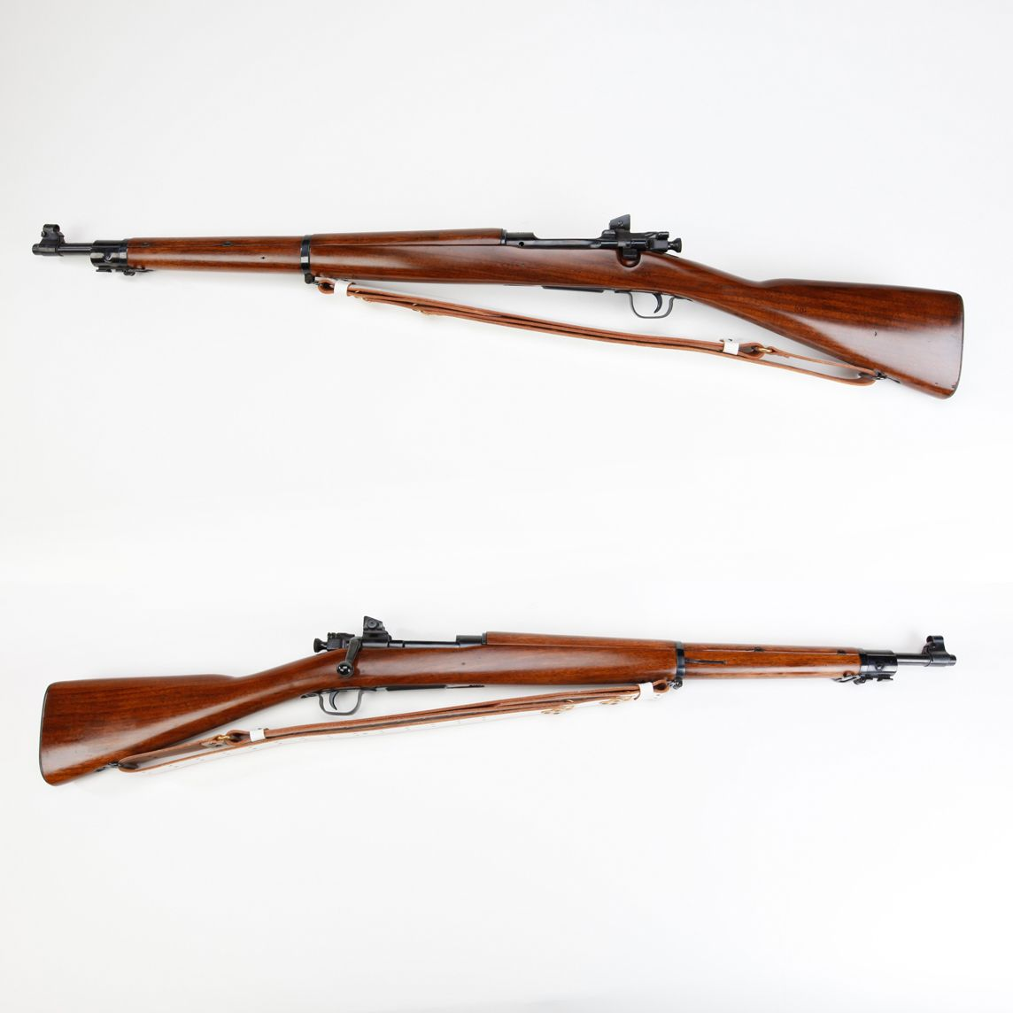 Teddy roosevelt guns to be displayed at nra national - Nra Parade Rifle Starting Off As A Remington Model 1903a3 Rifle During Wwii This