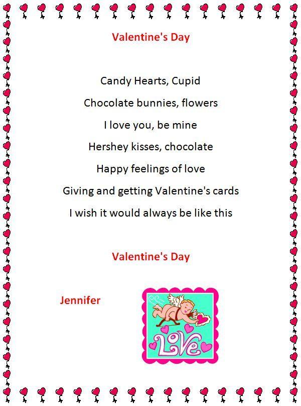 Holiday Poem Generator | Valentine's Day | Pinterest ...