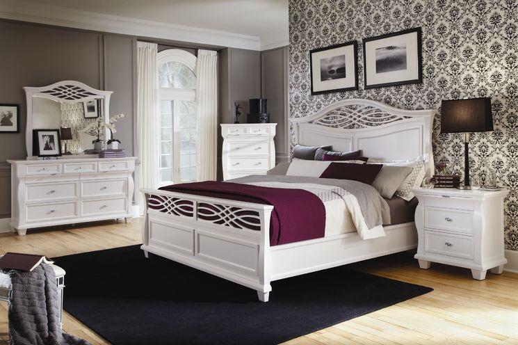 Monaco Panel Bedroom Collection
