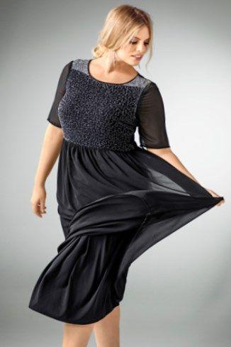 premium selection 7f294 51127 Schicke kleider große größen #trend #damenmode #GroßeGrößen ...