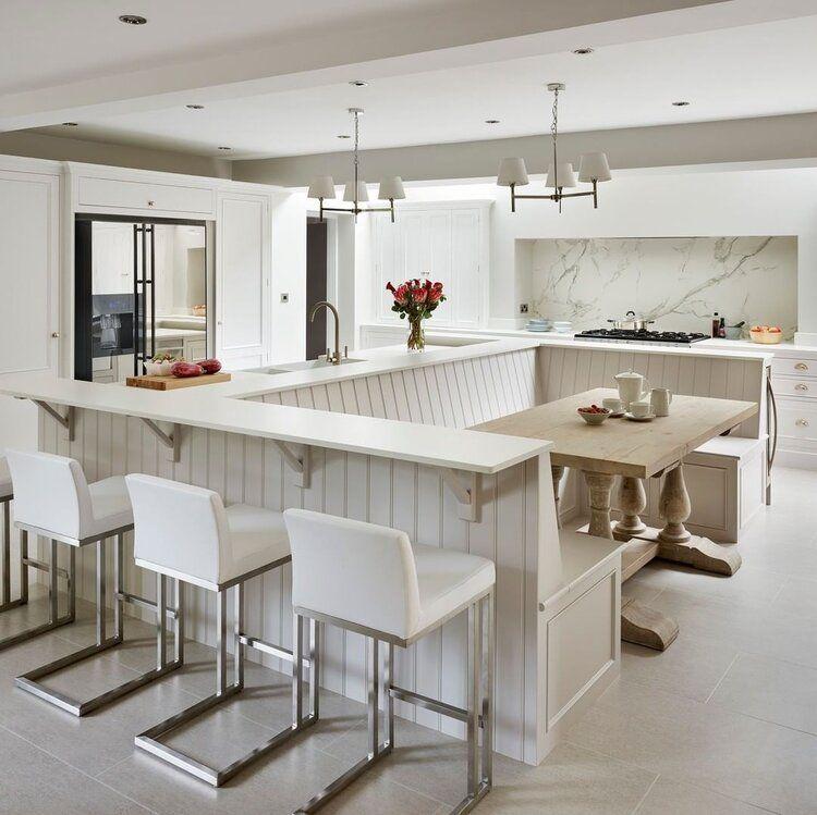 10 extraordinary kitchen island ideas