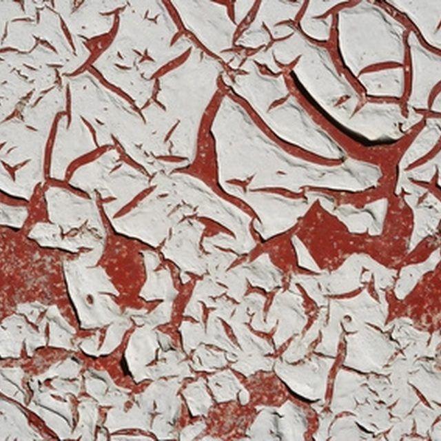 Remove Peeling Paint Bathroom Wall