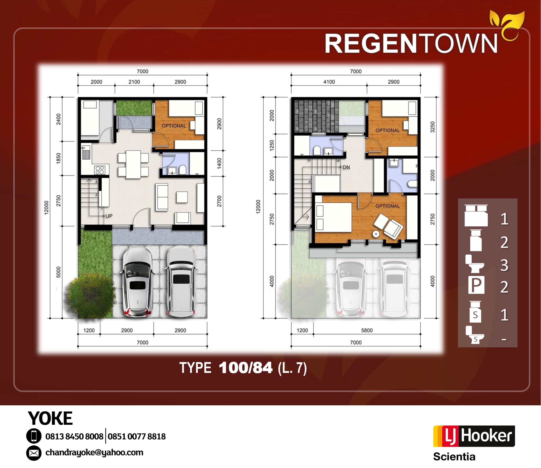 Regentown Ultimate Lifestyle Bsd City Arsitektur Desain