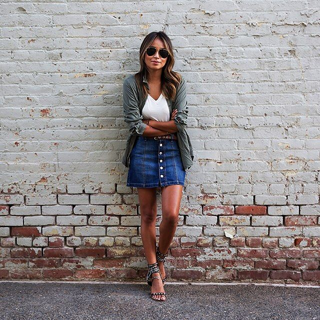 We asked style blogger @SincerelyJules to curate a shop of her favorite pieces from our new collection. Click the link in our bio to shop her picks.