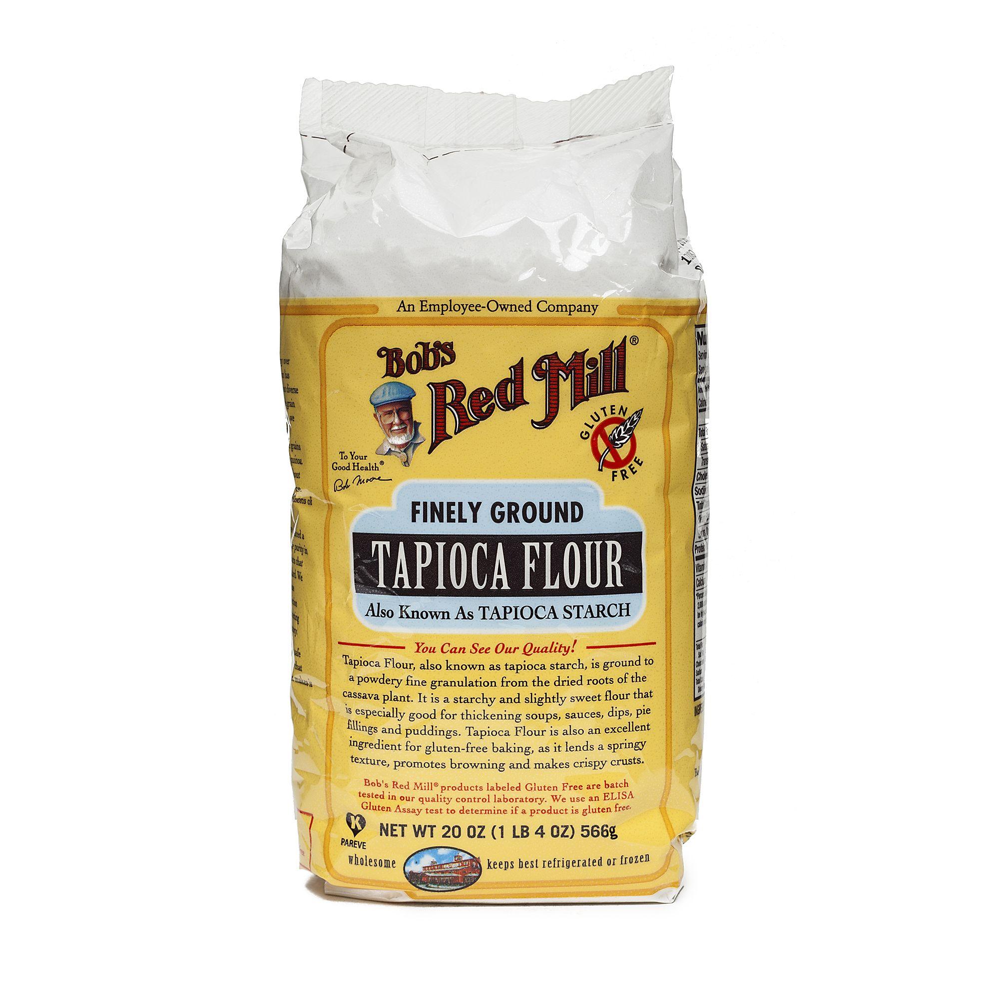 Tapioca Flour Tapioca flour, Starch flour, Gluten free