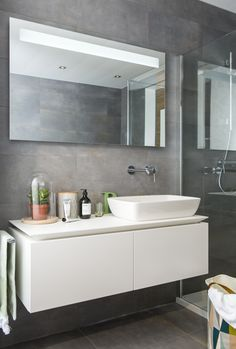 badkamer scandinavische stijl - Google zoeken | Nowoczesny ...