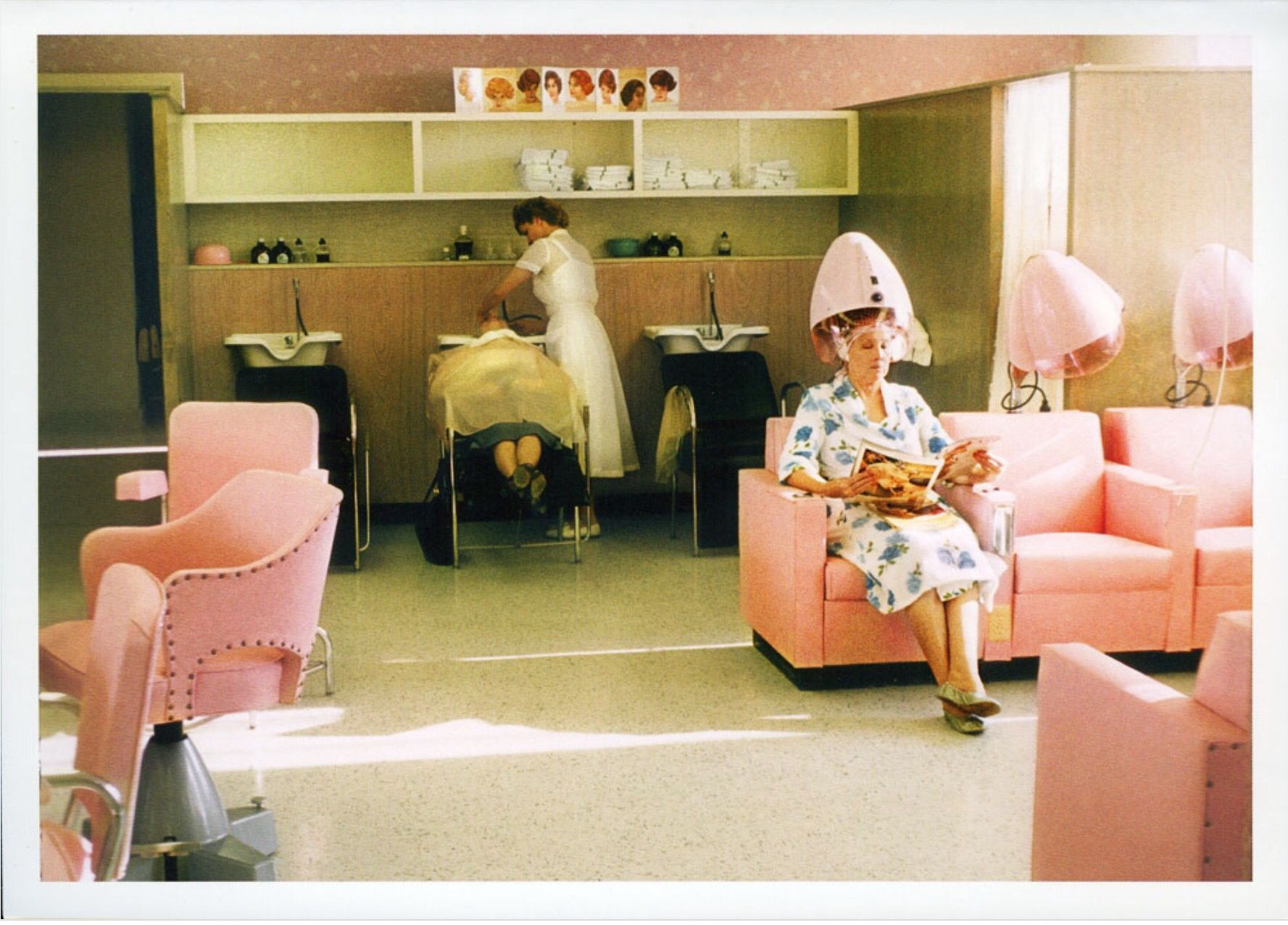pink salon chairs chair images free download old beauty pinterest salons hair