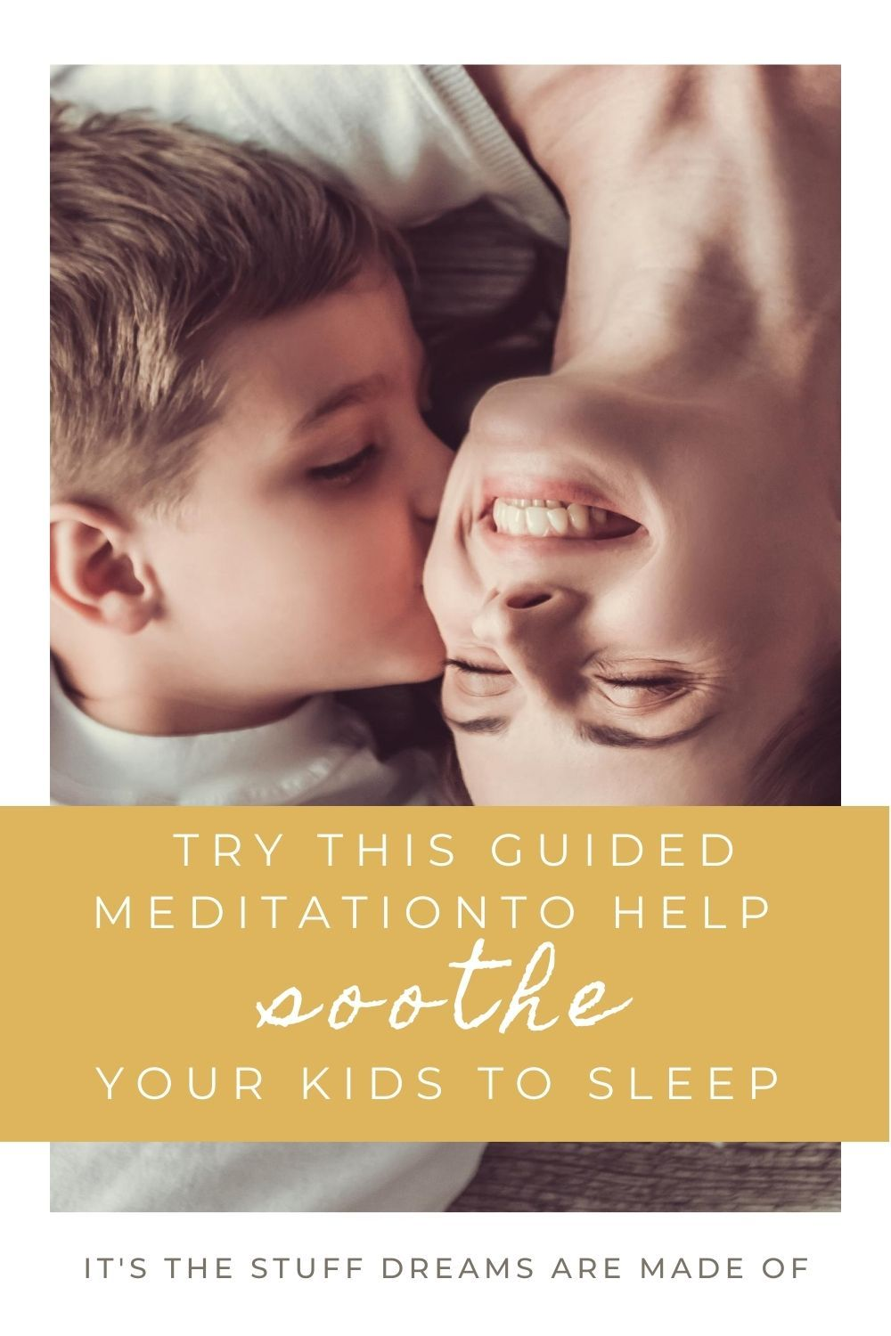 Soothe Your Kids to Sleep With This Guided Meditation in