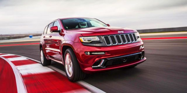 Here S Video Proof Jeep Is Building A Hellcat Powered Jeep Grand Cherokee Jeep Grand Cherokee Jeep Grand Cherokee Srt8