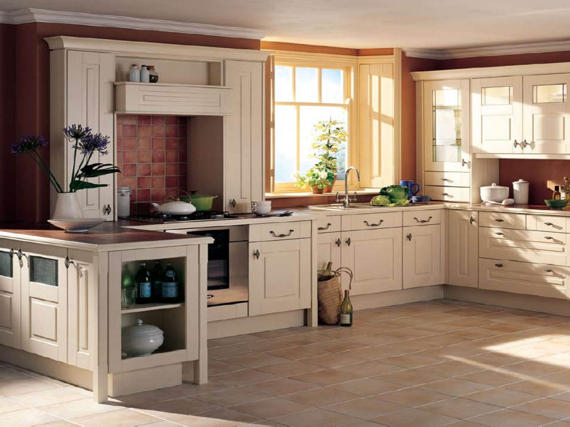 Nice Image Result For Kitchen Design White Cottage