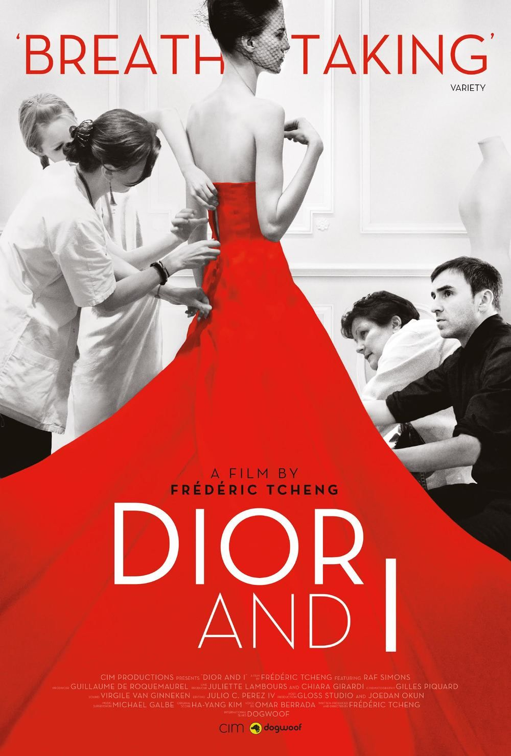 Frédéric Tcheng's Dior and I (2014)