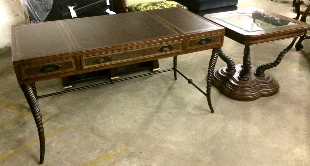 Thomasville Furniture Hemingway Safari Writing Desk 46291