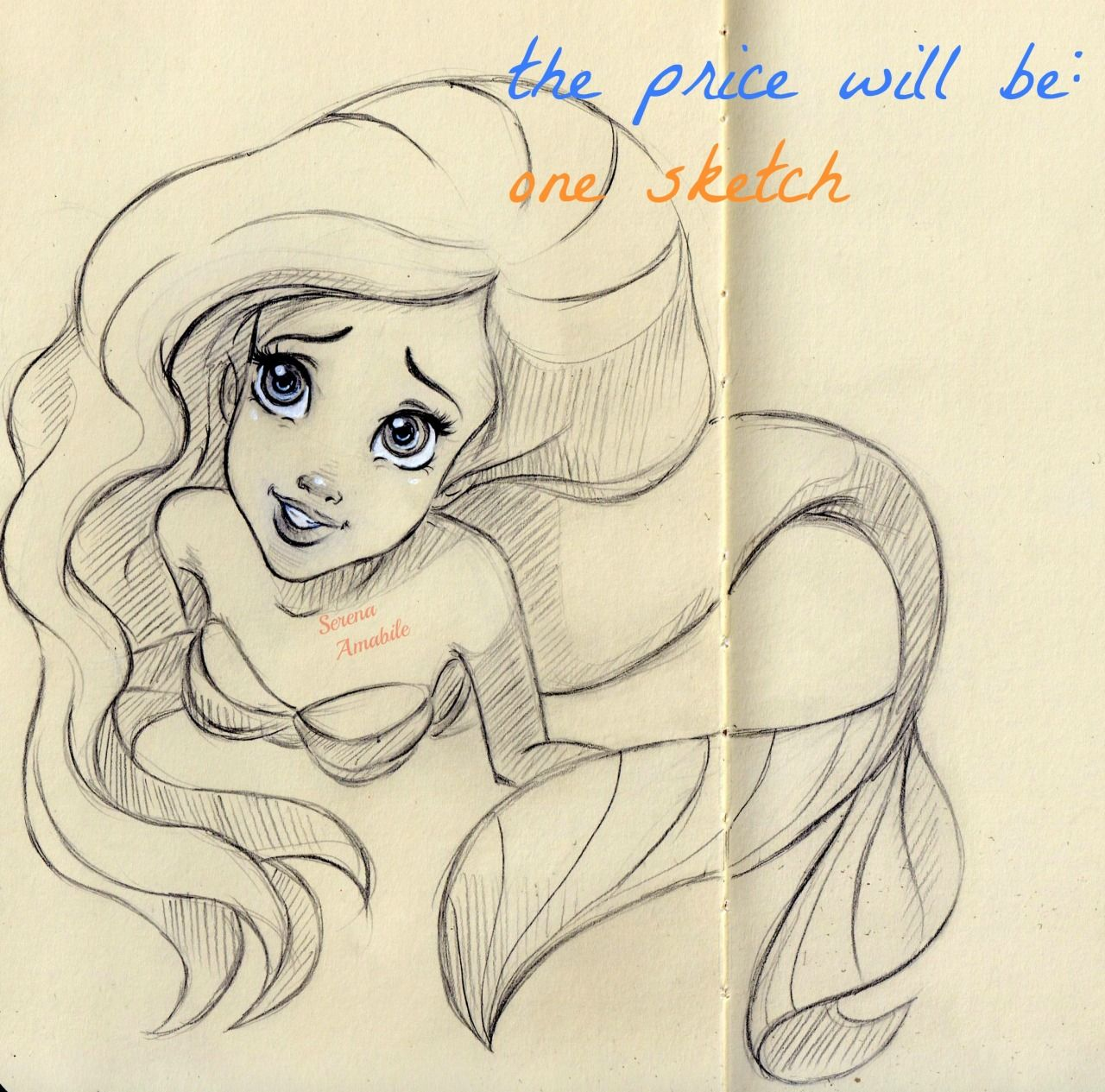 Pics photos dessin anime walt disney la petite sirene tattoo -  La Petite Sirene Coloriage Disneydessins