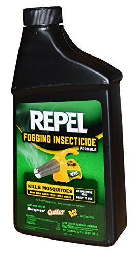 Pest Control Accessories Repel 190392 Fogging Insecticide To Control Mosquitoes Flies And Flying Insects Outdoors Insecticide Pest Control Insects For Sale