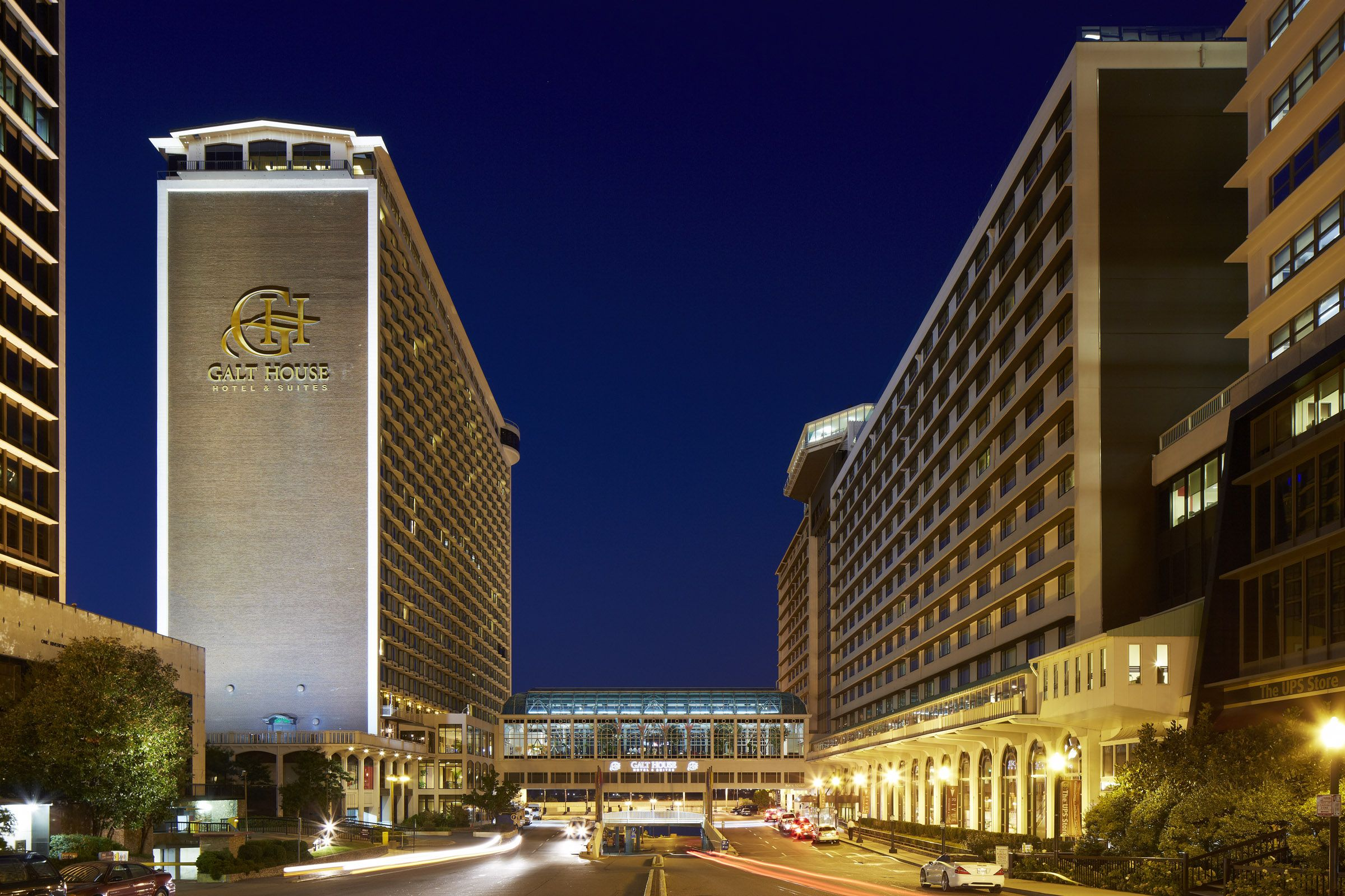 Galt House Hotel In Louisville Ky With Images Galt House