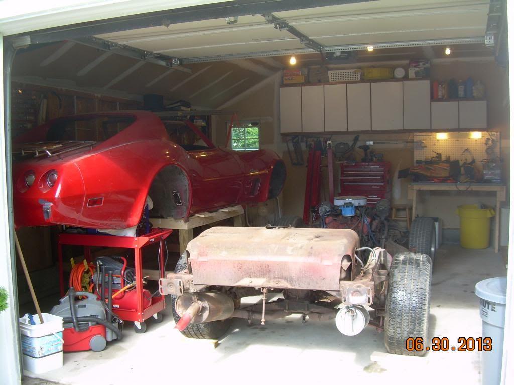 Bwinterstine S Image Salvage Cars Corvette Restoration Restoration