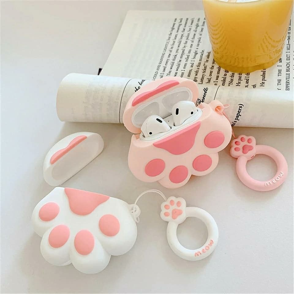 Paw AirPods protective case