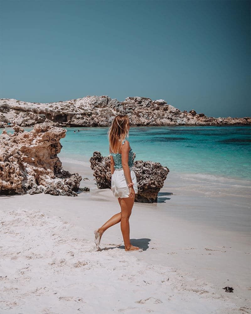 The Perfect Day Trip To Rottnest Island What To Do On Rottnest