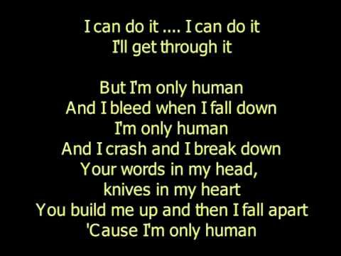 Christina Perri Human Lyrics