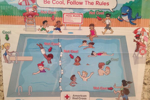 Red Cross apologizes for 'super racist' poster:The organization fell under criticism after an image of a pool-safety poster made the rounds online. It said it has 'taken every step to address the situation.'