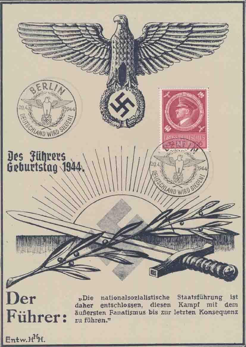 Philasearch.com - German Empire, 1933/45 Third Reich ...
