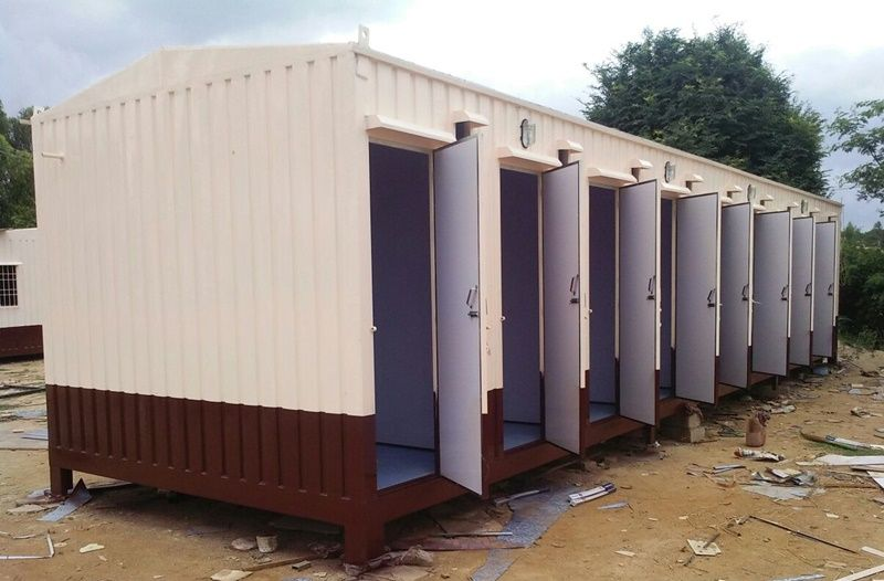 Pin by SAMAN POS India Private Limite on porta cabins ...