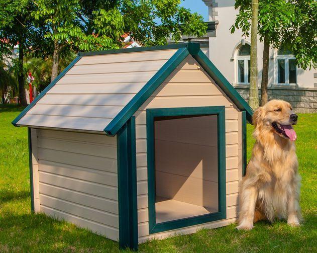 New Age Pet Ecoflex Dog Houses Dogs Large Dog House Plastic