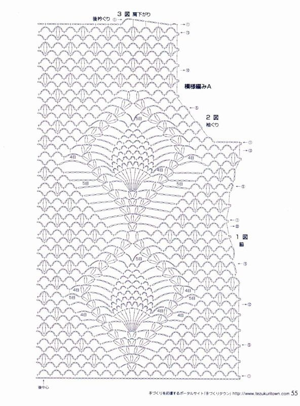 MODELOS DE BOLEROS Y CHALECOS PARA TEJER CON PATRONES A CROCHET Y GRAFICOS   Patrones Crochet, Manualidades y Reciclado