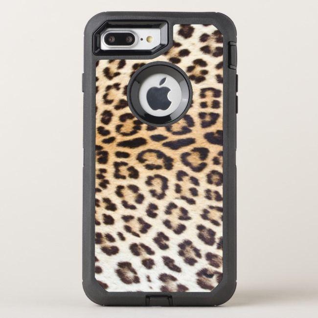 Photo of Leopardhaar OtterBox iPhone Fall | Zazzle