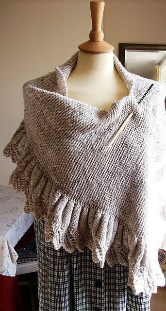 Ravelry: Chine Cosy pattern by Lynn Hamps